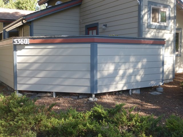 ... To The Board For Its Consideration An Architectural Modification  Request To Construct A Gate In The Existing Patio Fence That Faces The  Roadway.